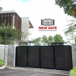 Auto Gate - KL Bungalow